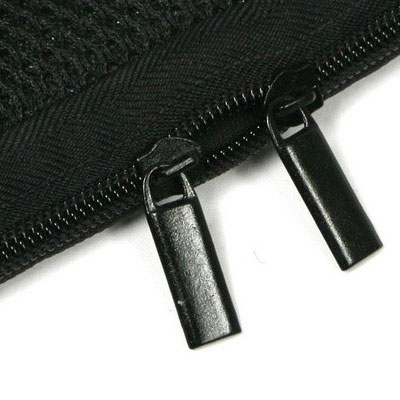 Nylon Double Zipper