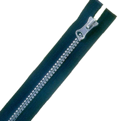 Plastic Open End Zipper